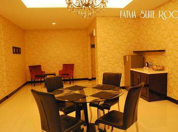 Hotel Grand Fatma Tenggarong - Suite Room GREAT DEAL