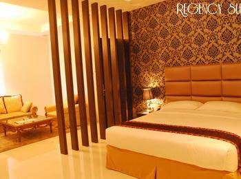 Hotel Grand Fatma Tenggarong - Regency Suite Regular Plan