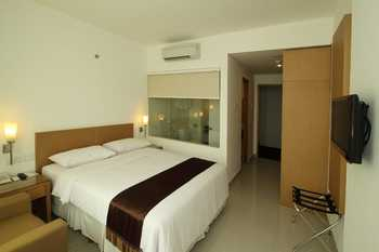Triniti Hotel Jakarta - Superior Queen Bed Room Only Regular Plan