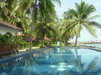 Allisa Resort Hotel Serang - Cottage Sea View Regular Plan