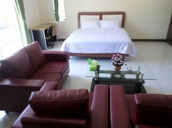 Allisa Resort Anyer - Family Deluxe Room (Village View) Regular Plan