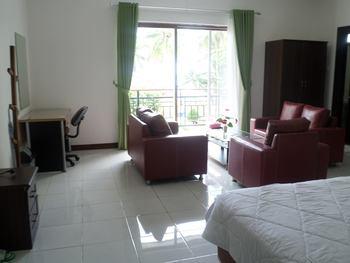 Allisa Resort Anyer - Family Room Garden View Regular Plan