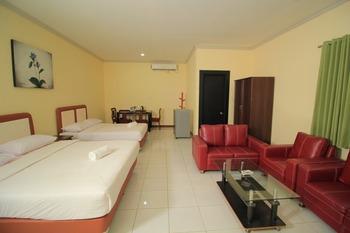 Allisa Resort Anyer - Family Village View Regular Plan