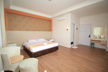 Allisa Resort Anyer - Junior Suite Sea View Regular Plan