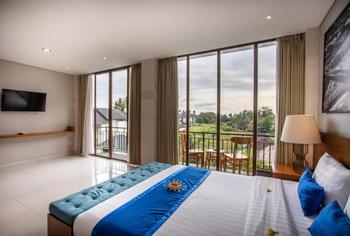 Bakung Ubud Resort and Villa Bali - Studio Room with Breakfast Regular Plan