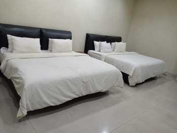 Asoka Boutique Setiabudi Bandung - Deluxe Room Private Bathroom Room Only Regular Plan