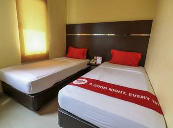 NIDA Rooms Makassar Town Square - Double Room Double Occupancy Special Promo