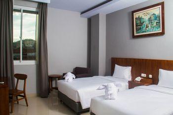 Grand Kutilang Syariah Bandar Lampung - Standard Twin Room Only Regular Plan