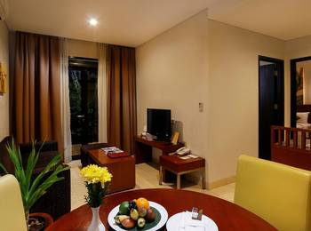 Grand Kuta Hotel Bali - Grand Deluxe Two Bedroom Roon Only FLASH SALE!