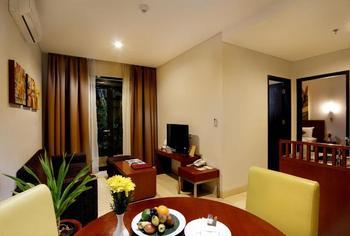 Grand Kuta Hotel Bali - DELUXE FAMILY PACKAGE Regular Plan