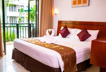 Grand Kuta Hotel Bali - Executive Premier Room with Breakfast Regular Plan