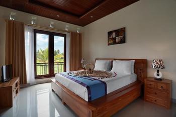 Dewi Sri Private Villa Bali - One Bedroom Villa with Private Pool Regular Plan