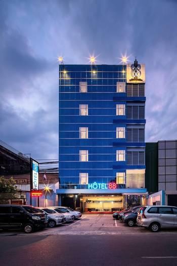 Hotel 88 Mangga Besar 120 Rumah Sakit Husada