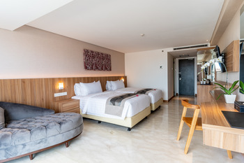 The Capital Hotel and Resort Bali - Grand Deluxe Room Only Last Minutes