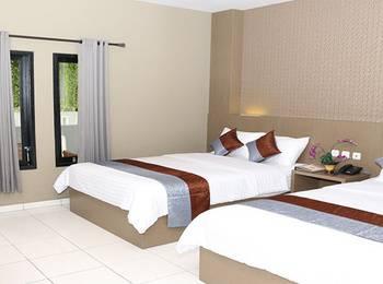 Hotel Grand Mutiara Pangandaran - Deluxe Suite Room Regular Plan