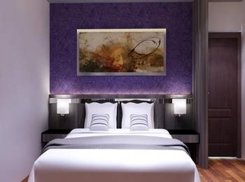 Neotel Hotel City Center Berau - Family Room Regular Plan