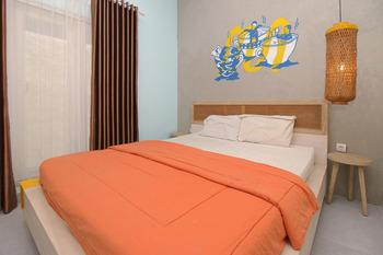 Hotel Absari Syariah Yogyakarta - Standard Double Room Only Regular Plan