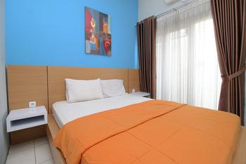 Hotel Absari Syariah Yogyakarta - Deluxe Double Room Only Regular Plan