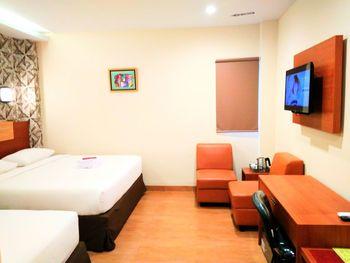Parma Star Hotel Pekanbaru - Family Room Regular Plan