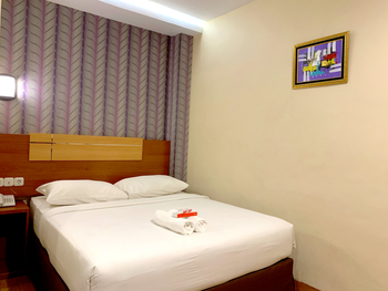 Parma Star Hotel Pekanbaru - Superior Room Regular Plan