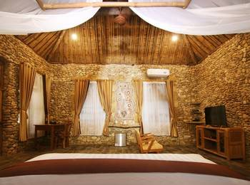 Rajaklana Resort Villa And Spa Jogja - Royal Stone House Minimal 2 malam Menginap