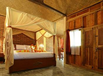 Rajaklana Resort Villa And Spa Jogja - Wooden House All inclusions Regular Plan
