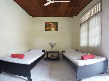 Bali Manik Beach Inn Bali - Standard Room Fan Regular Plan