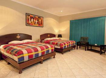 Simpang Inn Bali - Deluxe Room with Breakfast Promo Last Minute