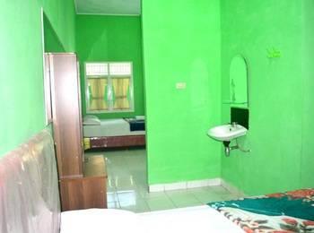 Ratu Ayu Hotel Bandar Lampung - SUITE FAMZ Regular Plan