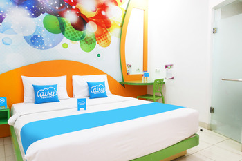 Airy Tampan HR Soebrantas KM 11,5 Pekanbaru - Deluxe Double Room with Breakfast Special Promo 7