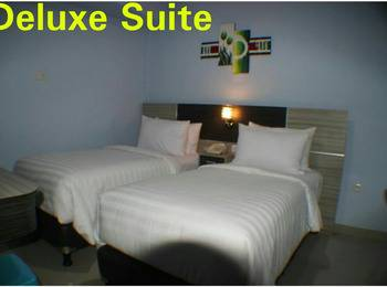 King Suite Hotel Bengkulu - Deluxe Suite Room Only Regular Plan
