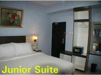 King Suite Hotel Bengkulu - Junior Suite Room Regular Plan