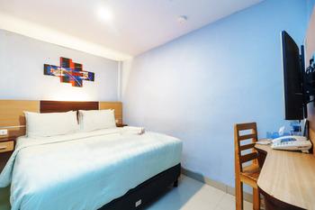 King Suite Hotel Bengkulu - Standar Room Only Regular Plan