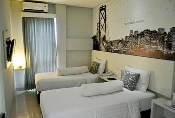 Vio Westhoff Bandung - Comfort Room Only Regular Plan