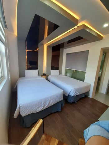 Hotel Surya Makassar - Superior Twin No Window Room Only Regular Plan