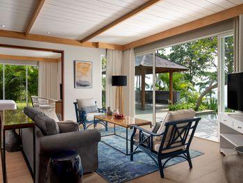 Novus Jiva Anyer Villa Resort and Spa Serang - Bluewave Pool Villa Room Only Regular Plan