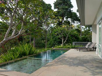 Novus Jiva Anyer Villa Resort and Spa Serang - Bluewave Pool Villa Breakfast Regular Plan