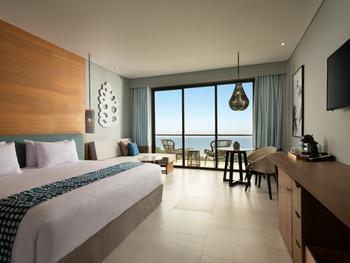 Novus Jiva Anyer Villa Resort and Spa Serang - Ocean Sunset View Room Only Regular Plan