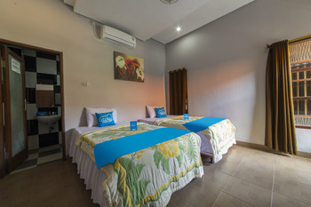 Airy Eco Legian Lebak Bene Gang Senen Kuta Bali - Standard Twin Room Only Regular Plan