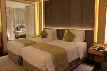 Hotel Bumi Segah Berau - Deluxe Suite Twin Beds Regular Plan