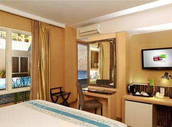 Rivavi Kuta Beach Hotel Bali - Suite Room (Pool Access) With Breakfast Regular Plan