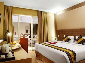 Rivavi Kuta Beach Hotel Bali - Gold Deluxe Breakfast Inclusive Minimum Stay 3 Night