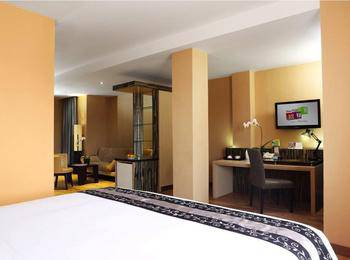 Rivavi Kuta Beach Hotel Bali - Diamond Suite Room Only Basic Deal Promotion
