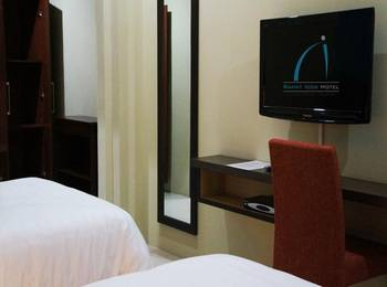 Rahat Icon Hotel Belitung - Deluxe Twin #WIDIH - Pegipegi Promotion
