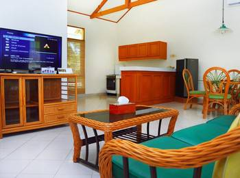 Sanghyang Indah Spa resort Banten - Krakatau Suite Room Only Regular Plan