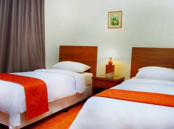 Sanghyang Indah Spa resort Banten - Krakatau Villa Beach Room Only Regular Plan