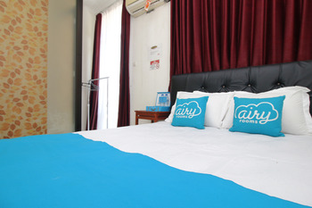 Airy Eco Sambiroto Raya Pandanaran Hills 26 Semarang Semarang - Deluxe Double Room Only Regular Plan