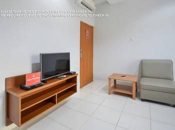 ZenRooms Puri Indah Syariah Jakarta - Double Room Regular Plan