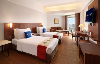 Hotel Bidakara Jakarta - Deluxe Twin With Breakfast Regular Plan