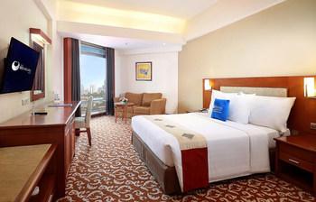Hotel Bidakara Jakarta - Deluxe Double Room Only Regular Plan